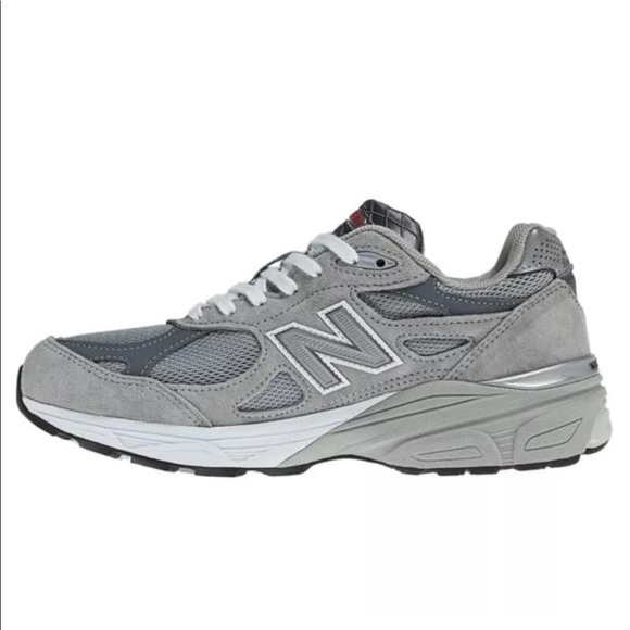 best sneakers 84cc1 6c315 New Balance Women's 990V3 Running W990GL3 Gray USA NWT